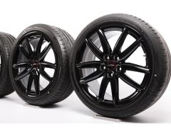 MINI Summer Wheels F54 Clubman 18 Inch Styling JCW Grip Spoke 815