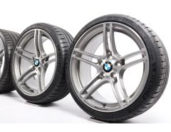 BMW Summer Wheels Z4 E89 19 Inch Styling 313 M Doppelspeiche