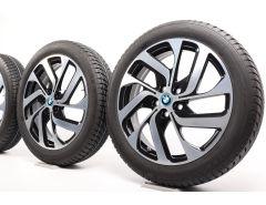 BMW Velgen met Winterbanden i3 I01 i3s I01 19 Inch Styling 428 Turbinenstyling
