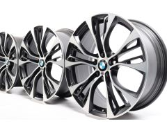 BMW Alloy Rims X3 F25 X4 F26 21 Inch Styling 599
