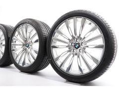BMW Summer Wheels 7 Series G11 G12 20 Inch Styling 646 W-Speiche