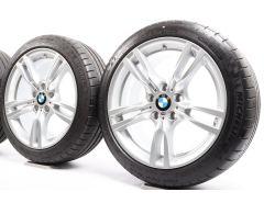 BMW Summer Wheels 3 Series F30 F31 4 Series F32 F33 F36 18 Inch Styling 400 M Sternspeiche