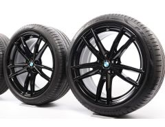 BMW Summer Wheels 3 Series G20 G21 4 Series G22 G23 19 Inch Styling 791 M Doppelspeiche