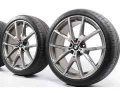 BMW Summer Wheels 8 Series G14 G15 G16 20 Inch Styling 728 M Y-Speiche