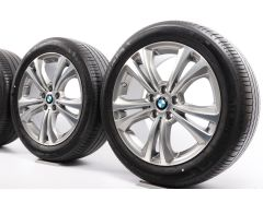 BMW All-Season Wheels X1 F48 X2 F39 18 Inch Styling 568 Doppelspeiche