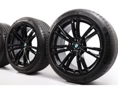 BMW Summer Wheels M5 F90 20 Inch Styling 706 M Doppelspeiche