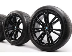 BMW Winter Wheels M5 F90 20 Inch Styling 706 M Doppelspeiche