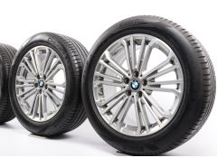 BMW Summer Wheels X3 G01 X4 G02 19 Inch Styling 696 Doppelspeiche