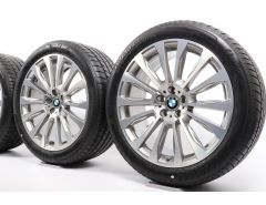 BMW Summer Wheels X3 G01 20 Inch Styling 697 V-Spoke