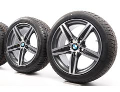 BMW Winter Wheels 1 Series F20 F21 2 Series F22 F23 17 Inch Styling 379 Sternspeiche