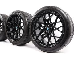BMW Summer Wheels M8 F91 F92 20 Inch Styling 813 M Sternspeiche