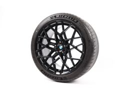 BMW Winter Wheels M8 F91 F92 20 Inch Styling 813 M Sternspeiche