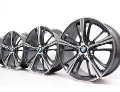 4x BMW Velgen 1 Serie F20 F21 2 Serie F22 F23 19 Inch Styling 660