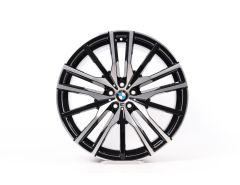 BMW Velg X5 G05 X6 G06 22 Inch Styling 742 M Dubbelspaak