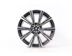 BMW Alufelge X5 G05 X6 G06 22 Zoll Styling 746 V-Speiche