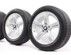 BMW Summer Wheels 3 Series F30 F31 4 Series F32 F33 F36 17 Inch Styling 393 Star-Spoke