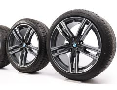 BMW Winter Wheels 8 Series G14 G15 G16 19 Inch Styling 727 M Doppelspeiche