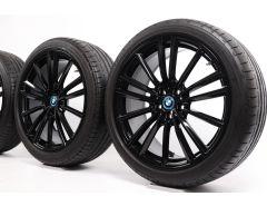 BMW Velgen met Zomerbanden i8 I12 I15 20 Inch Styling 516 Radialspeiche
