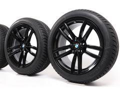 BMW Winter Wheels 6 Series G32 7 Series G11 G12 19 Inch Styling 647 M Doppelspeiche