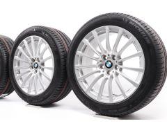 BMW Summer Wheels 5 Series G30 G31 18 Inch Styling 619 Vielspeiche