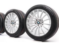 BMW Sommerkompletträder 7er G11 G12 18 Zoll Styling 619 Vielspeiche