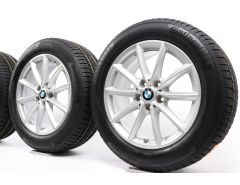 BMW Winter Wheels X1 F48 X2 F39 17 Inch Styling 560 V-Spoke