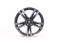 BMW Velg 8 Serie G14 G15 G16 19 Inch Styling 727 M Dubbelspaak