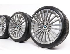 BMW Summer Wheels 8 Series G14 G15 G16 20 Inch Styling 700 Multi-Spoke