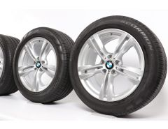 BMW Velgen met Zomerbanden X5 F15 X6 F16 19 Inch Styling 467 M Dubbelspaak