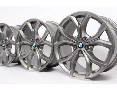 BMW Alloy Rims X5 G05 X6 G06 19 Inch Styling 735