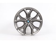 BMW Alloy Rim X5 G05 X6 G06 19 Inch Styling 735 V-Spoke