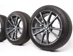 BMW Summer Wheels 3 Series G20 G21 18 Inch Styling 780 V-Spoke