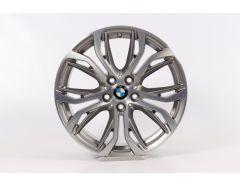 BMW Alufelge X1 F48 X2 F39 18 Zoll Styling 566 Y-Speiche