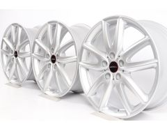 4x MINI Alloy Rims F54 Clubman 18 Inch Styling 520
