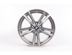 BMW Alufelge 2er F45 F46 18 Zoll Styling 486 M Doppelspeiche