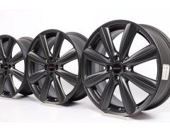 MINI Alufelgen R50 R52 R53 R55 Clubman R56 R57 R58 R59 18 Zoll Styling R133