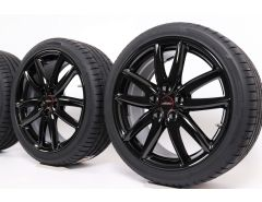 MINI Summer Wheels F54 Clubman 18 Inch Styling JCW Grip Spoke 520