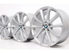 BMW Alloy Rims X7 G07 20 Inch Styling 750