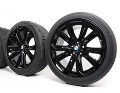 BMW Summer Wheels X5 F15 X6 F16 20 Inch Styling 491 Sternspeiche