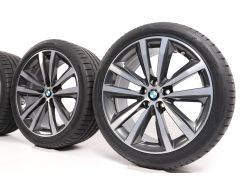 BMW Summer Wheels 8 Series G14 G15 G16 19 Inch Styling 690 Double-Spoke