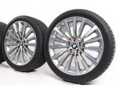 BMW Summer Wheels 8 Series G14 G15 G16 19 Inch Styling 731 Vielspeiche