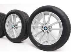 BMW Sommerkompletträder 3er G20 G21 17 Zoll Styling 778 V-Speiche