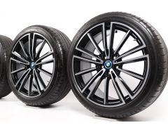 BMW Velgen met Winterbanden i8 I12 I15 20 Inch Styling 516 Radialspeiche
