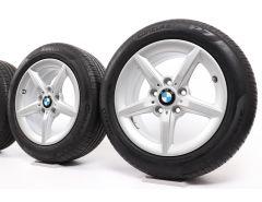 BMW Velgen met Zomerbanden 1 Serie F20 F21 2 Serie F22 F23 16 Inch Styling 654 Sternspeiche