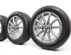 BMW Winter Wheels X1 F48 (ab 11/14) X2 F39 (ab 11/17) 17 Inch Styling 683 V-Speiche