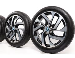 BMW Summer Wheels i3 I01 19 Inch Styling 428 Turbinenstyling