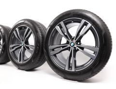 BMW All-Season Wheels X7 G07 21 Inch Styling 754 M Doppelspeiche