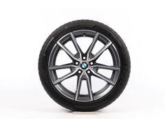 BMW Velgen met All-Season banden 3 Serie G20 G21 4 Serie G22 G23 18 Inch Styling 780 V-spaak