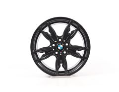 1x BMW Velg 1 Serie F20 F21 2 Serie F22 F23 18 Inch Styling 436 M Doppelspeiche