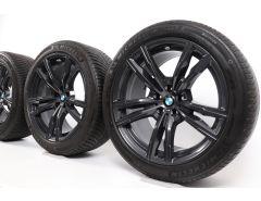 BMW Winterkompletträder M8 F91 F92 19 Zoll Styling 812 M Doppelspeiche